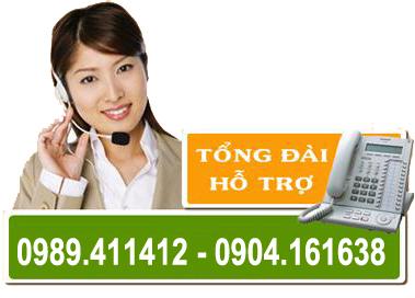 Tong dai ho tro truc tuyen 24/7